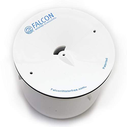 FALCON Wasserfreies Urinal Lasertoner für Aridian Armitage Shanks