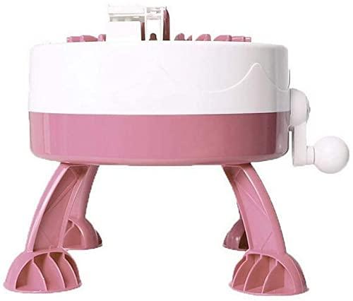 HAPPY-HAT Máquina De Tejer Tejer Inteligente Telar 22 Agujas Máquina De Tejer para Niños, Material De Plastico Ligero Y Duradero Herramientas para Tejer Usado para Tejer Bufanda Gorro Calcetines