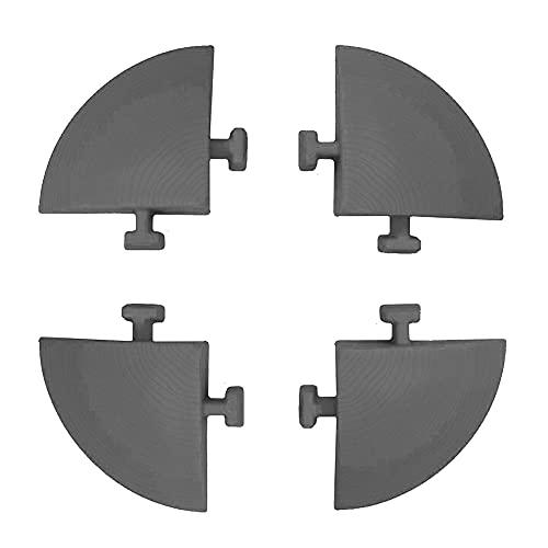 Art Plast Esquinas Pizarra Easy, 5,4x5,4x2,5 cm