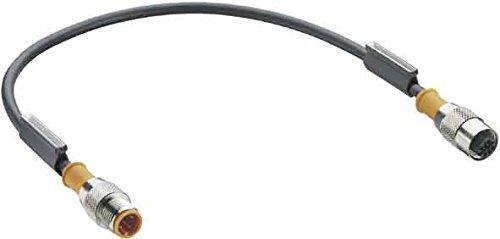 Belden Verbindungsleitung RST 4-RKT 4-225/0,6m Konfektioniertes Sensor-Aktor-Kabel 4020841244520