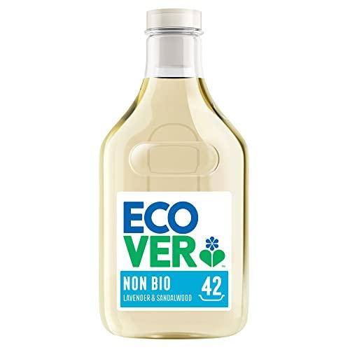 Ecover Non Bio Laundry Detergent, Lavender & Sandalwood, 42 Washes, 1500 ml