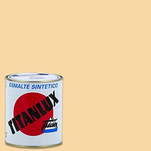 Titan M30543 - Esmalte sintetico 750 ml titanlux crema
