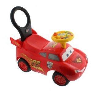 Disney Pixar Cars Lightning McQueen Activity Racer ディスニー カーズ マックィーン [並行輸入品]