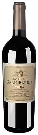 Gran Baroja Gran Reserva, Vino Tinto, 1 Botella, 75 cl
