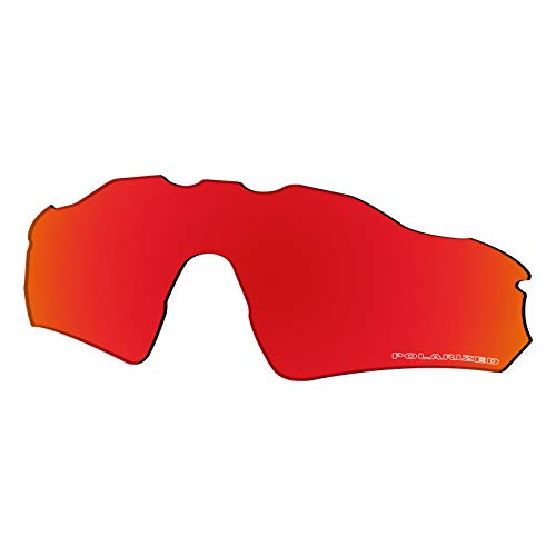 New 1.8mm Thick UV400 Replacement Lenses for Oakley Radar EV Path OO9208 Sunglass - Options