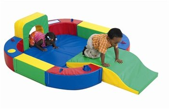 Buy Playring with Tunnel and Slide