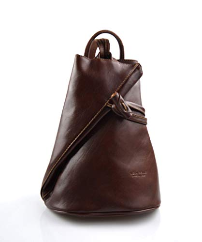 Bolso de viaje bolso de cuero mochila de cuero de hombre mochila de mu