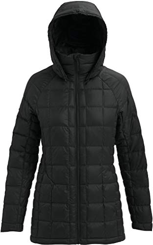 Burton Womens Ak Baker Down Jacket, True Black New, Medium