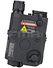 ATAIRSOFT Evolución omcan PEQ-15 querube Batería para AEG Airsoft táctico Celloexpress Negro TB493