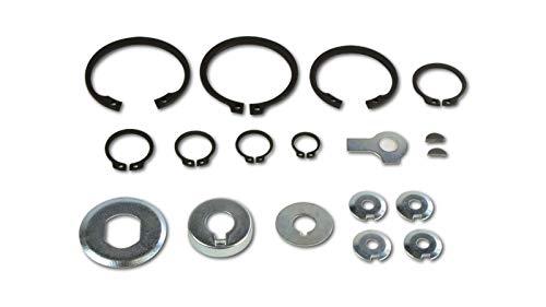 Set: Sicherungsringe, Sicherungsbleche für Motor S51, S53, S83, S70, SR50, SR80,...