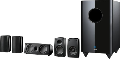 Onkyo SKS-HT690 5.1-Channel Home Theater Speaker System (Black, 6)