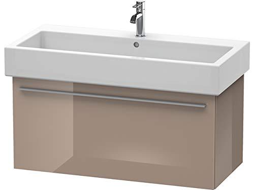 Duravit Waschtischunterschrank x-Large 443x75x448mm 1 Auszug, für 045480, Cappuccino hgl, XL604508686