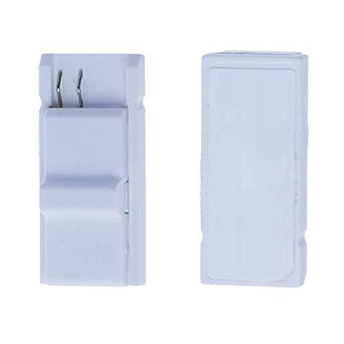 YouU RCM Clip Switch Kurzer Anschluss Short Connector für Nintendo Switch Weiß mit Aufbewahrungsbox