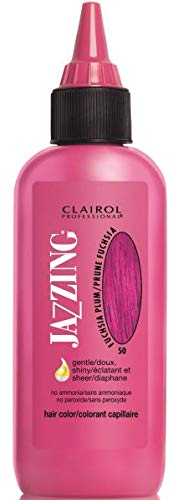 Clairol Jazzing Hair Color 50 Fuchsia Plum (Pack of 6)
