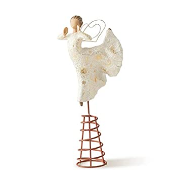Willow Tree Song of Joy Tree Topper Sculpted Hand-Painted Figure