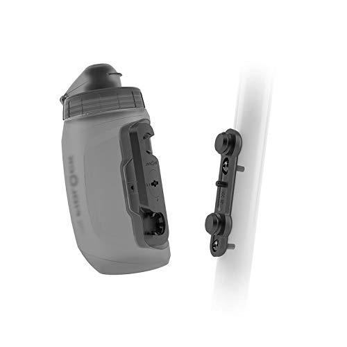 Fidlock Twist Bottle 450 Set- Bike Water Bottle Holder with Attached Bottle - Cage Free...