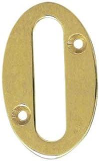 Amig Number-0 2 Brass Display