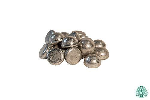 1000gr (1kg) Reinzinn Sn 99.9% rein Metall Element 50 Stangen Figuren Giessen Barren