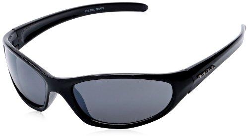 Eyelevel - Gafas de sol para hombre, talla única, color negro/plateado