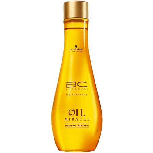 Schwarzkopf BC Bonacure Oil Miracle Arganöl Finishing Treatment Haarkur, 100 ml
