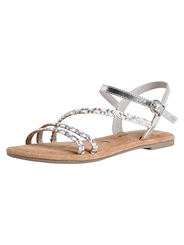 Tamaris Damen 1-1-28113-24 930 Sandale Touch-IT