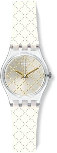 Swatch dameshorloge digitaal kwarts met siliconen armband - LK365