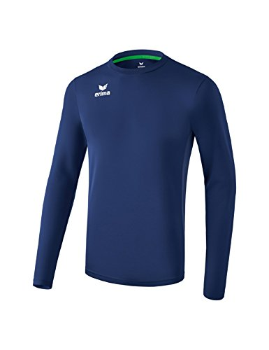 Erima 3141824 Maillot de Sport Manches Longues Enfant New Navy FR : XS (Taille Fabricant : 140)