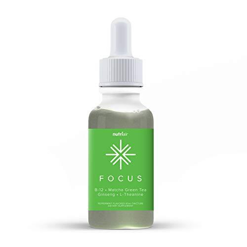 Nutriair Focus Peppermint Flavored …