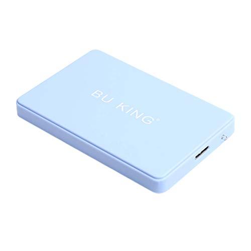 Gazechimp Portable External Mobile Hard Drive High External HDD 2T 7200RPM