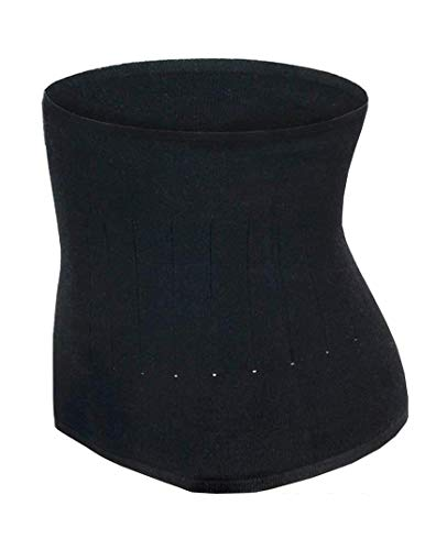 ITODA Wärmegürtel Unisex Rückenwärmer Winter Taillengürtel Nierenschutz Nierengurt Damen Herren Wärmeschutz Gürtel Nierenwärmer Taille Unterstützung Bauchgürtel für Erwachsene Jugendliche