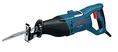 Foto di Bosch Professional 060164C800 Sega Universale GSA, Inclusi 2345 X per Legno, 1 Lama S 123 XF per Metallo, in Valigetta, 1100 W