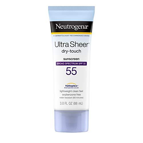 Neutrogena Ultra-Sheer Dry-Touch-Sonnencreme SPF # 55 90 ml - Sonnenschutz