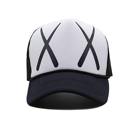 OEWFM Baseballmütze Motorradkappe Frauen Baseball Cap Männer Caps Cap Bone Mädchen Sonnencreme Mode Hüte Casual Snapback Hip-Hop Hut