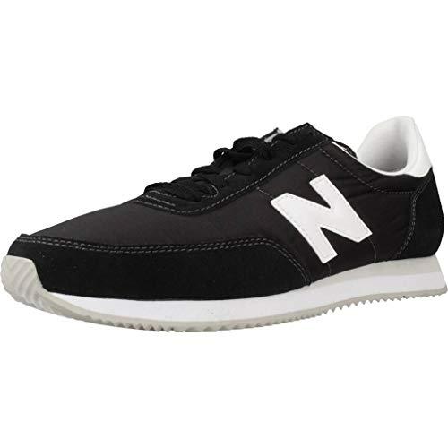 New Balance Ul720aa, Running Shoe für Herren, Schwarz/Weiß - Größe: 43 EU