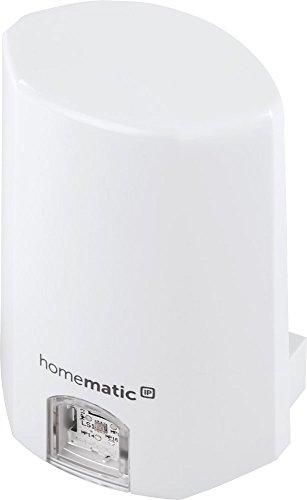 Homematic IP Lichtsensor – außen, Helligkeitswerte per App im Smart Home, 151566A0