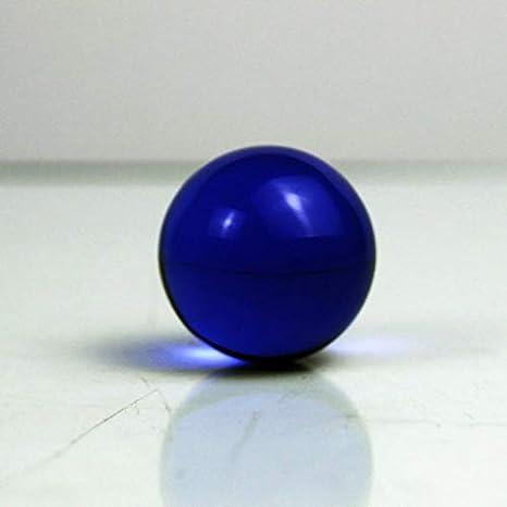 Color : Sky Blue, Size : 3cm NLLeZ 1pc 30mm Colorful Crystal Ball Photographic Ornament Magic Glass Sphere For Gift Souvenir Home Decoration