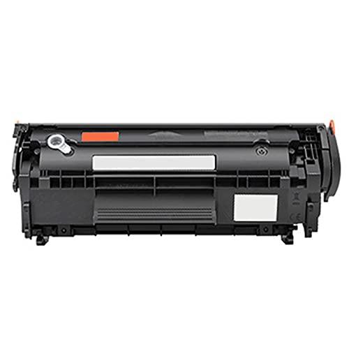XIGU Reemplazo de Cartucho de tóner Compatible para Canon CRG303 para Canon LBP2900 3000 FAXL100 MF4270 Impresora, Oficina de la Escuela Ahorro de energía Impresión Suave