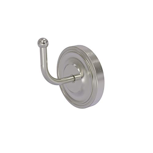 Allied Brass R-H1 Regal Collection Robe Hook, Satin Nickel