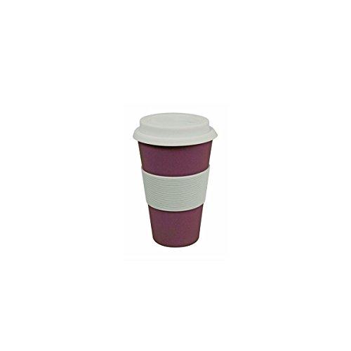 zuperzozial Cruising Travel Mug – Coffee to Go Becher violett