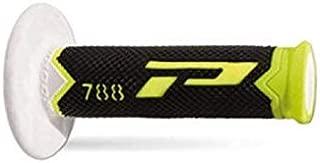 Progrip motocross 801/PA080100GR02/manopole nero//grigio