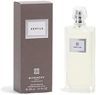 Xeryus By Givenchy For Men. Eau De Toilette Spray 3.3 Oz.