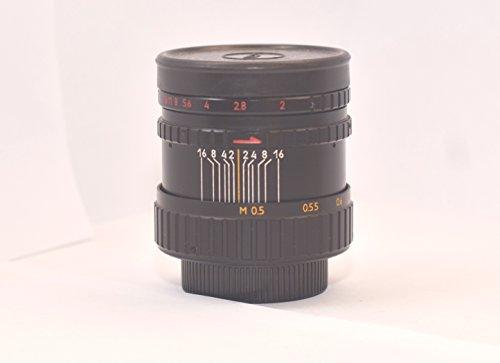MC Helios 44-3 - Lente rusa para cámaras de montaje M42 (58 mm)