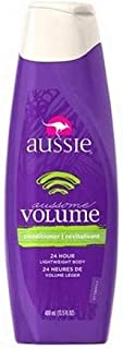 aussie Conditioner Aussome Volume 13.5 Ounce (399ml) (2 Pack)