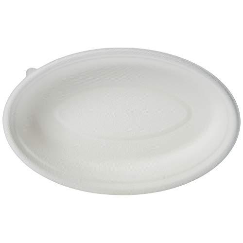 AmazonBasics Compostable 24 oz. Burrito Bowl, Pack of 250