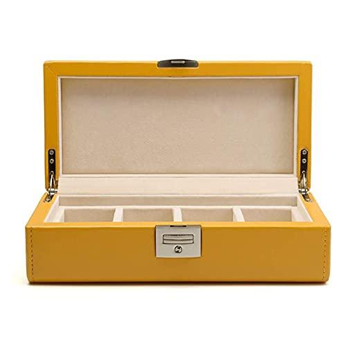 LSLS Boite a Bijoux Boîte de Surveillance pour Hommes - 4...