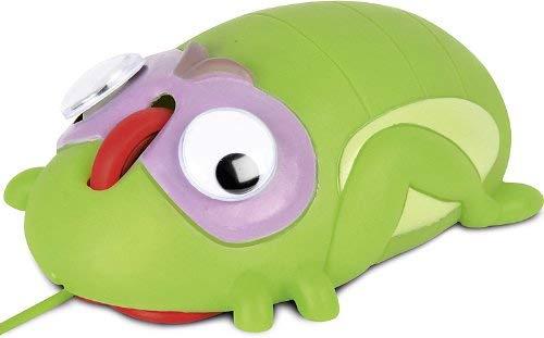 Speedlink Funny Farm 3-Tasten-Maus (für Rechts- und Linkshänder, USB) Grashüpfer (Generalüberholt)