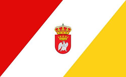 magFlags Bandera Large Cortelazor | Cortelazor Huelva | Bandera Paisaje | 1.35m² | 90x150cm