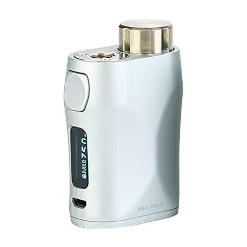 Eleaf - Box iStick Pico X - Eleaf couleur - Argent sans Nicotine ni Tabac