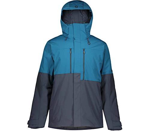 Scott Herren Ultimato Dryo 10 Skijacke blau L