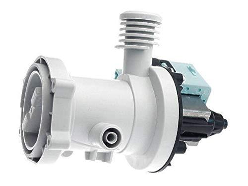 SpareHome® - Bomba de desagüe para lavadoras Ariston, Aspes, Bluesky, Fagor, Hotpoint, Indesit, Newpol, Teka y Thomson